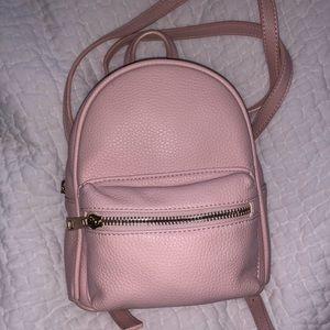 Forever 21 Pink Mini Backpack